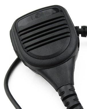 Basic PTT speaker mic accessory RSM