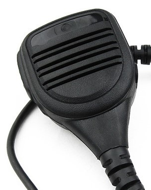 Basic PTT speaker mic accessory RSM