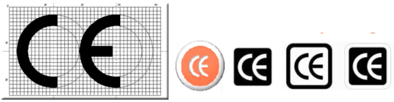 CE marking fake and real