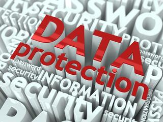 Data protection regulation management of data EU GDPR