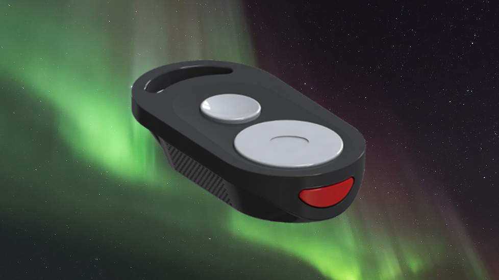 AINA Wireless PTT Smart Button - Communication Made Safe and Simple