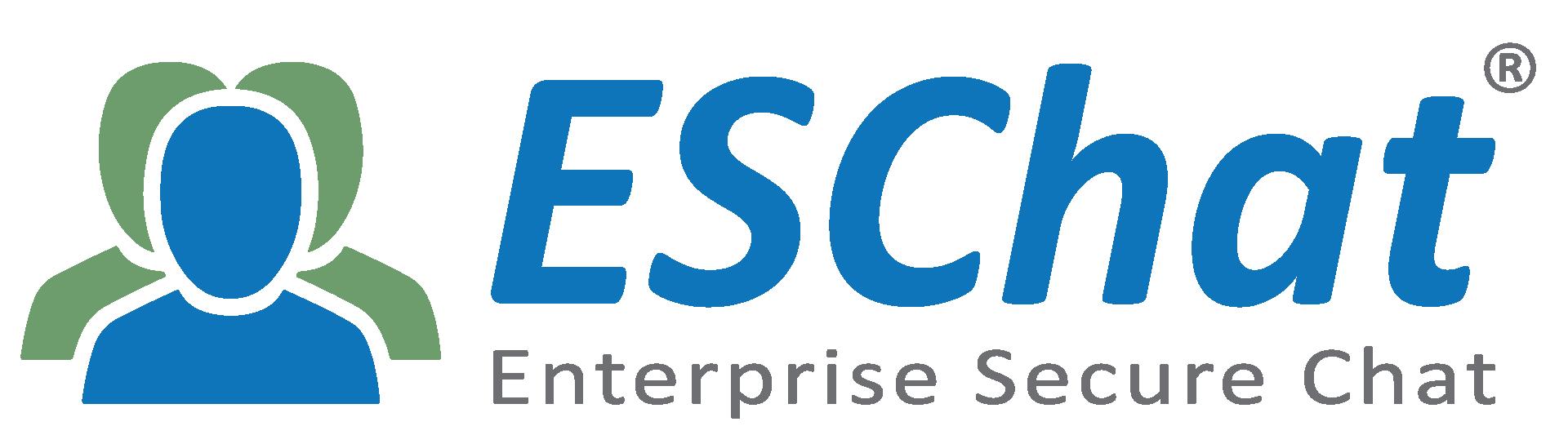 ESChat logo