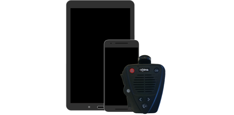 PTT Voice Responder, tablet and mobile (2)