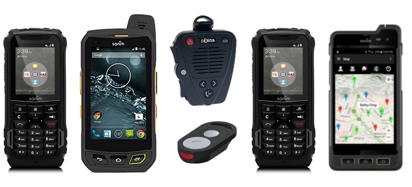 Sonim+AINA-PTT-accessories